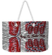 Things Go Better With... Weekender Tote Bag