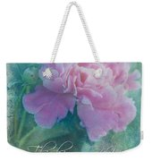 Thinking Of You Weekender Tote Bag