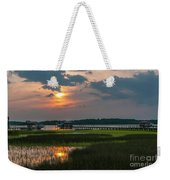 Thriving Beauty Of The Lowcountry Weekender Tote Bag
