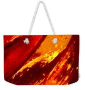 Through A Glass Darkly 1 Abstract Weekender Tote Bag