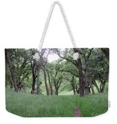 Through The Meadow Weekender Tote Bag