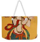 Tibetan Buddhist Mural Weekender Tote Bag