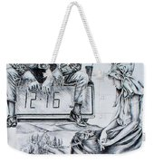 Time Between Women Weekender Tote Bag