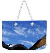 Time Flies Weekender Tote Bag