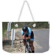 Time Trial 19 Weekender Tote Bag