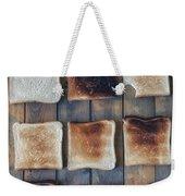 Toast Weekender Tote Bag by Joana Kruse