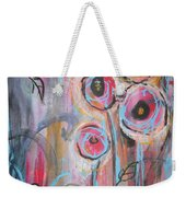 Too Many Temptations Weekender Tote Bag