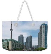 Toronto Harbourfront Weekender Tote Bag