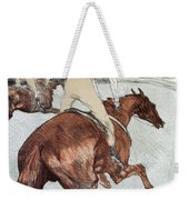 Toulouse-lautrec, 1899 Weekender Tote Bag