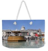 Trafalgar Square London Weekender Tote Bag