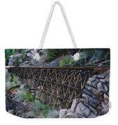 Train Ghosts IIi Weekender Tote Bag