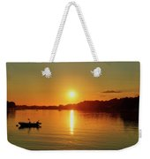 Tranquil Sunset Weekender Tote Bag