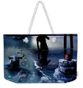 Treasure Island Weekender Tote Bag