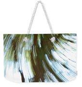 Tree Diptych 2 Weekender Tote Bag