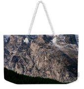 Teton Tree Line  Weekender Tote Bag
