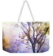 Tree On Vine Weekender Tote Bag