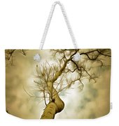 Tree Top In The Clouds Weekender Tote Bag