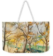 Trees In The Bois De Boulogne Weekender Tote Bag