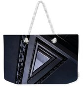 Triangle Staircase Weekender Tote Bag