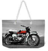 Triumph Bonneville 1959 Weekender Tote Bag