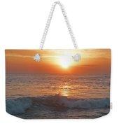 Tropical Bali Sunset Weekender Tote Bag