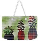 Tropical Fruit Weekender Tote Bag