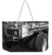 Truck Lights Weekender Tote Bag