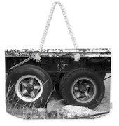 Truck Tires Weekender Tote Bag
