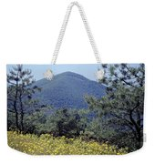 143419-turk Mountain Overlook  Weekender Tote Bag