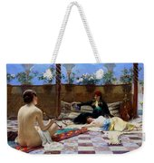 Turkish Women Weekender Tote Bag
