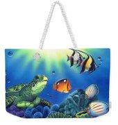 Turtle Dreams Weekender Tote Bag