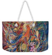 Two Elements Weekender Tote Bag
