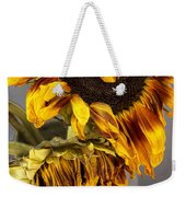 Two Sunflowers Tournesols Weekender Tote Bag