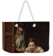 Two Women At A Window Weekender Tote Bag