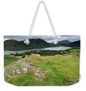 Ullswater Lake From Gowbarrow Fell, Lake District Weekender Tote Bag
