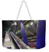 Underground Escalator Weekender Tote Bag