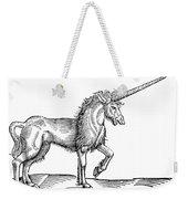 Unicorn, 1607 Weekender Tote Bag