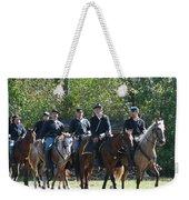 Union Cavalry Weekender Tote Bag