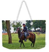 Union Cavalryman Weekender Tote Bag