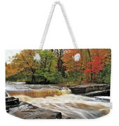 Unnamed Falls Weekender Tote Bag