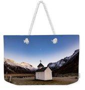 Unstad Chapel Weekender Tote Bag