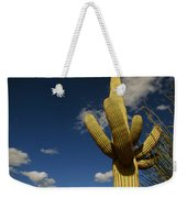 Up To The Sky Weekender Tote Bag