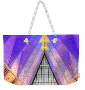 Us Air Force Academy Chapel Weekender Tote Bag