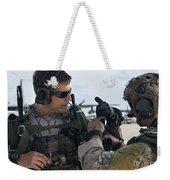 U.s. Air Force Combat Controllers Weekender Tote Bag