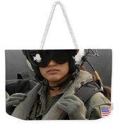 U.s. Navy Aviation Warfare Systems Weekender Tote Bag