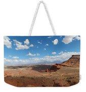 Utah Landscape Weekender Tote Bag