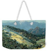 Valley Splendor Weekender Tote Bag