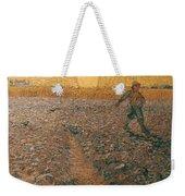 Van Gogh: Sower, 1888 Weekender Tote Bag