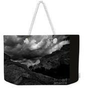 Vasquez Rocks Weekender Tote Bag
