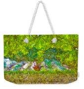 Vegetable Garden Weekender Tote Bag